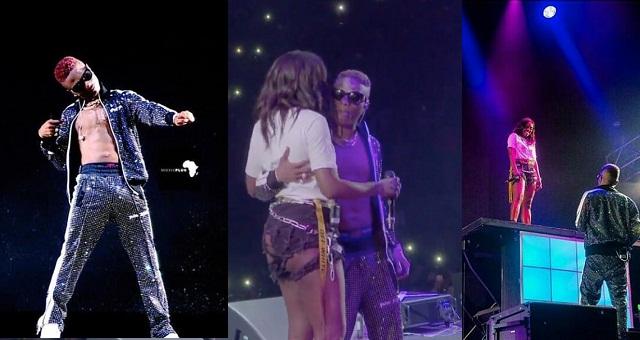 Wizkid tells Tiwa Savage
