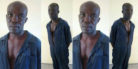 41 year old Father Arrested for Defiling his 4 Daughters in Portharcourt