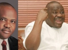 Governor Nyesom Wike alleges