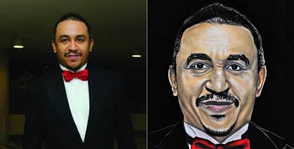 Daddy Freeze receives