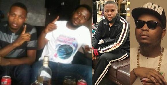 Hushpuppi celebrates his longtime friend, singer, Olamide