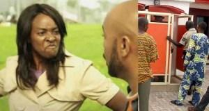 Nigerian lady slaps man