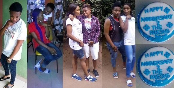 Two Nigerian Lesbians