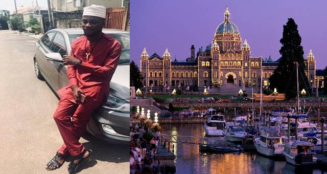 Nigerian man shocked after his friend who left for Canada called him & started crying