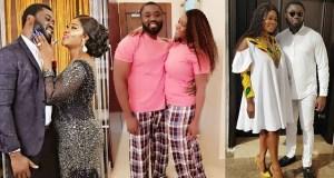 Mercy Johnson-Okojie celebrates