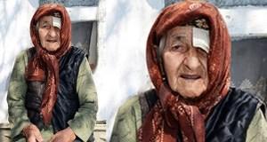 World oldest woman cries