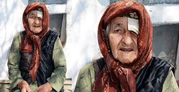 World oldest woman cries