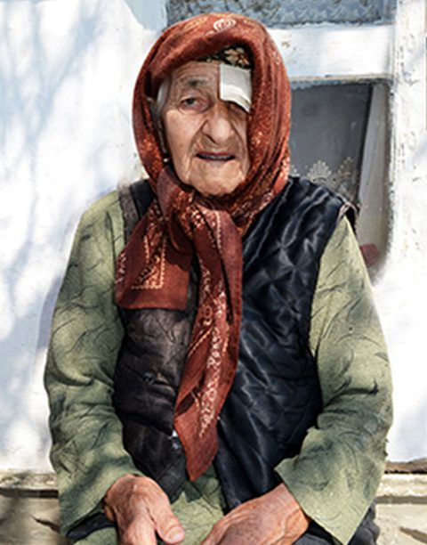 I am tired, this is punishment - World's oldest woman cries out