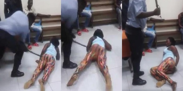 Enugu Pastor Gives Lady 48 Strokes of Cane in Order to Get Husband