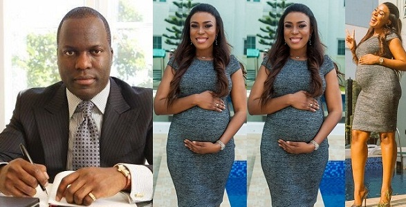 Oil Magnate, Sholaye Jeremi alleged to be the man who got Linda Ikeji pregnant (Details)