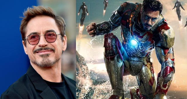 Hollywood actor Robert Downey Jr
