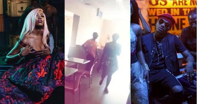 Tiwa Savage & Wizkid