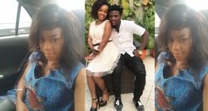 Nollywood actress splits