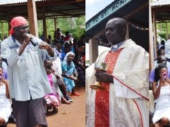 Catholic priest suspended