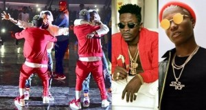 Wizkid reconciles with Shatta Wale