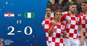 Nigeria lost 2-0