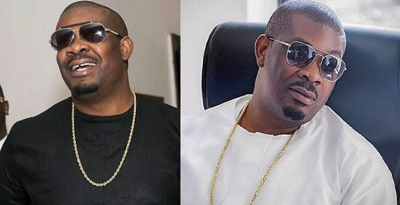 Mavin boss Don Jazzy dishes
