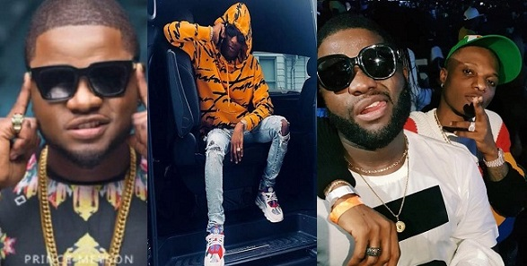 Former EME Label mate, Wizkid & Skales reunite at #OneAfricaMusicFest