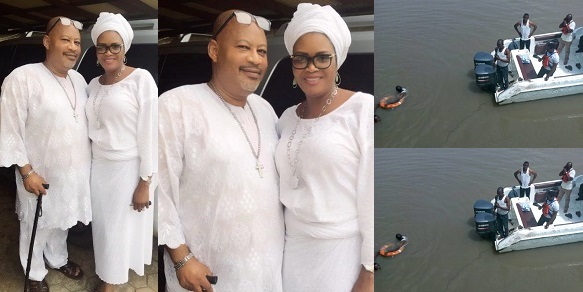See The Face of The Woman Who Jumped into Lagos Lagoon + Reason Why She Did it.