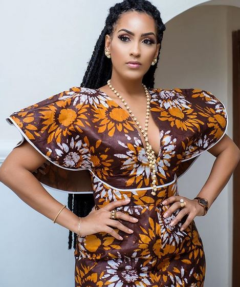 Juliet Ibrahim's boyfriend, Iceberg sparks dating rumours with another lady (Photos)