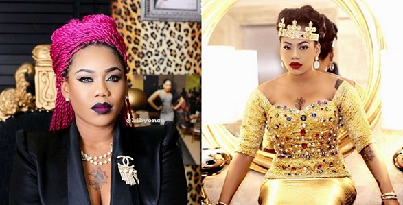 Toyin Lawani reacts