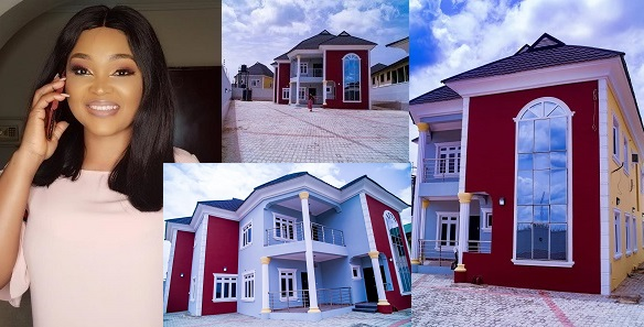 Mercy Aigbe buys multi-million