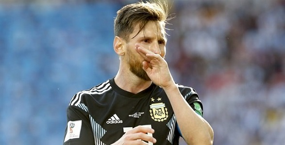 Messi missed penalty because he cancelled Israel game – Israel defense minister says