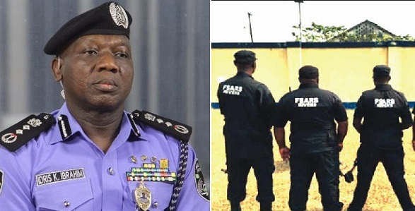 Police IG bans SARS