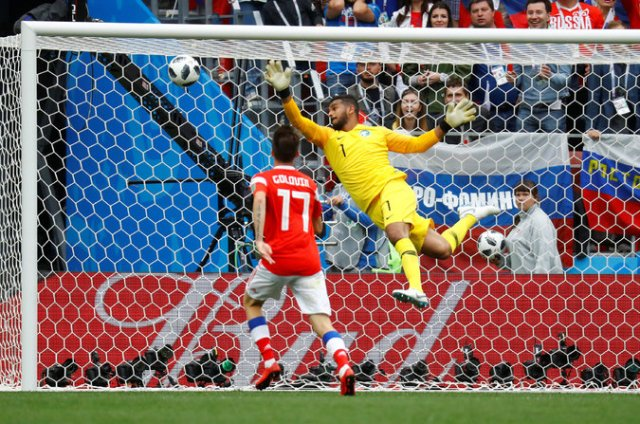 Russia Thrashes Saudi Arabia 5-0 In World Cup Opener
