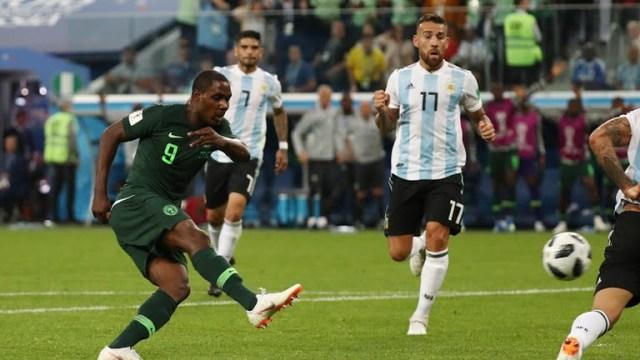 Argentina defeats Nigeria