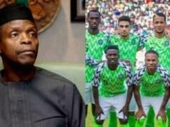 Nigerians blast VP Osinbajo