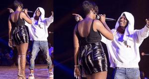 Wizkid & Tiwa Savage proves