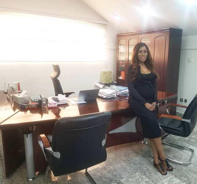 media mogul Linda Ikeji