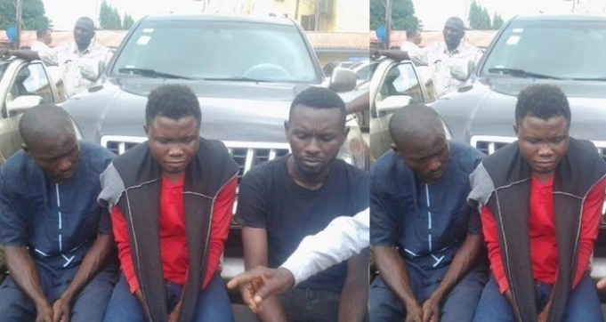 Houseboy Confesses to Selling Employer's N10m Toyota Prado Land Cruiser for N50,000