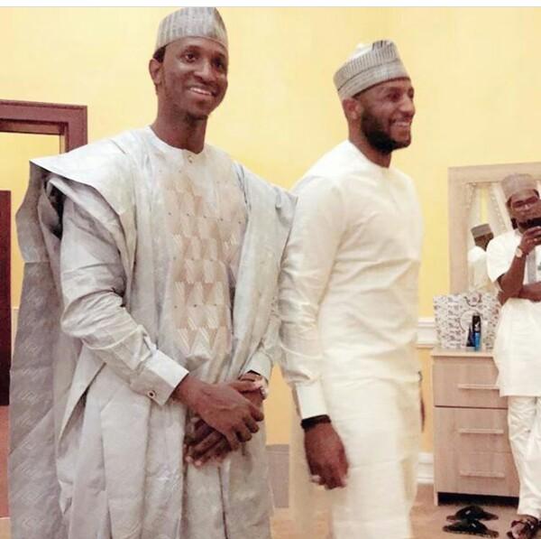 Umaru Musa Yar'adua's son's wedding