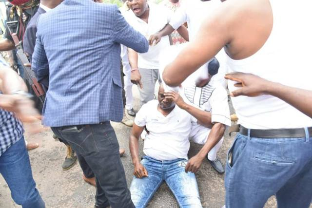 Fayose collapses