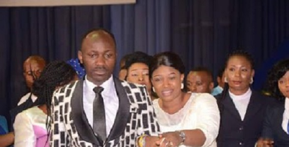 Apostle Suleman storms