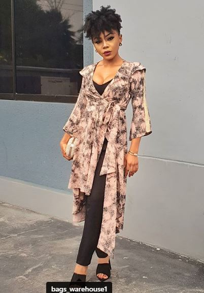 Ifu Ennada shoots her shot at Don Jazzy tells him to forget Rihanna and marry her