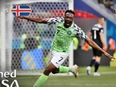 Musa Goal Nominated
