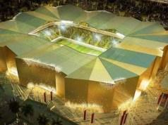 Qatar 2022 stadiums