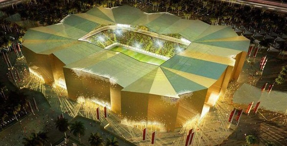 Image result for Qatar 2022: Photos of the Stadiums to expect at the next FIFA world cup