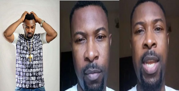 Ruggedman cries