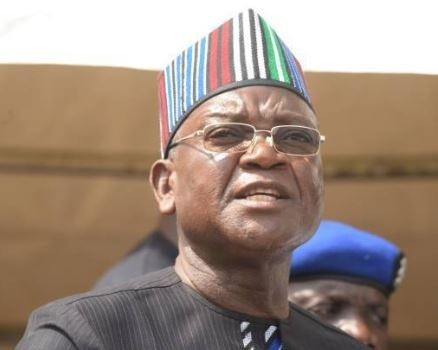 'Now I know why Trump called us shithole country' – Benue State governor, Samuel Ortom reacts to impeachment notice