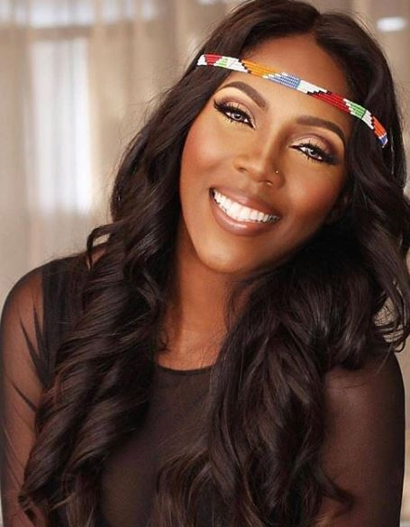 Tiwa Savage gushes
