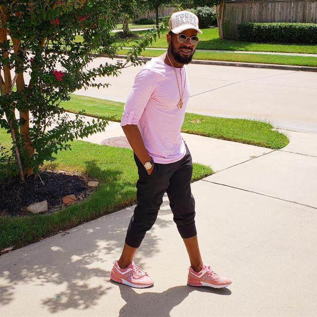Nigerian Musician D'banj release first photo since death of son