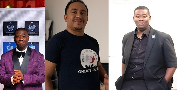 Image result for Daddy Freeze slams Pastor Adeboye's son over his Islamophobic post