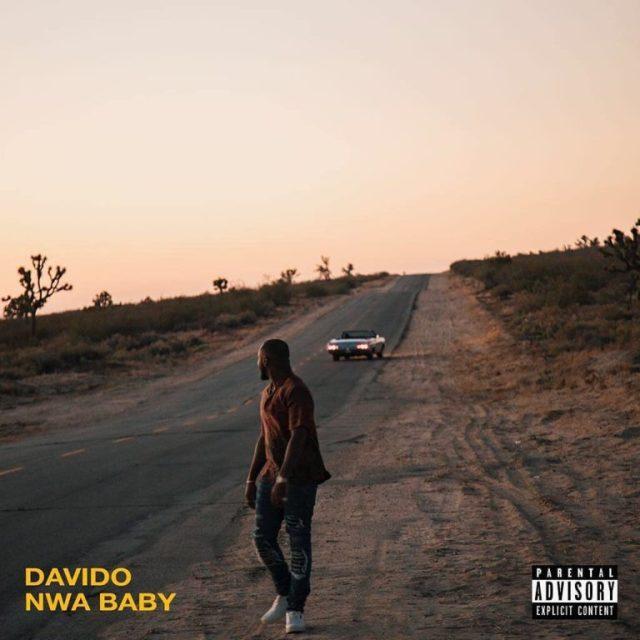 Davido Nwa baby