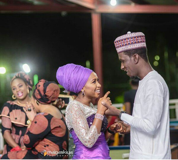 Alleged husband killer, Maryam Sanda welcomes baby boy