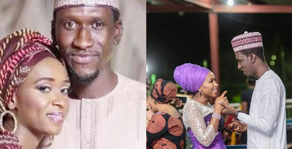 Maryam Sanda welcomes baby