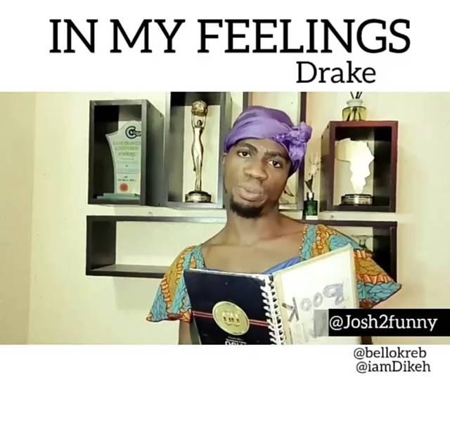 Josh2funny drake cover